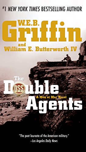 9780515144604: The Double Agents (A Men at War Novel)