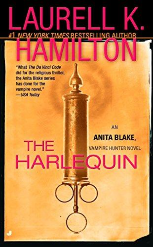 9780515144611: The Harlequin (Anita Blake, Vampire Hunter)
