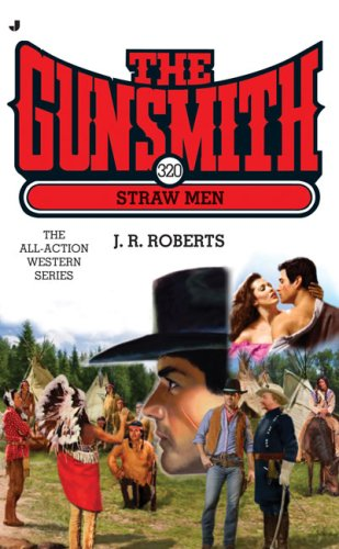 9780515145113: Straw Men (The Gunsmith #320)