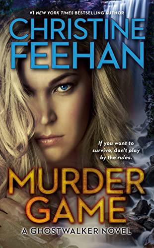 Murder Game (GhostWalkers, Book 7)