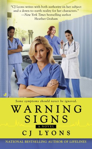 9780515145830: Warning Signs (Angels of Mercy)