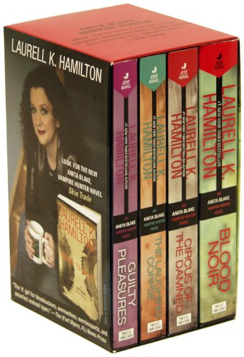 9780515147674: Laurell K. Hamilton Box Set: The Laughing Corpse / Blood Noir / Circus of the Damned / Guilty Pleasures
