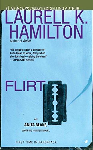 9780515148978: Flirt: An Anita Blake, Vampire Hunter Novel