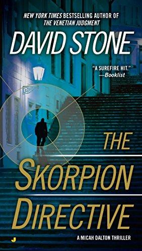 9780515149265: The Skorpion Directive