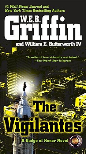9780515149593: The Vigilantes (Badge of Honor Novels)