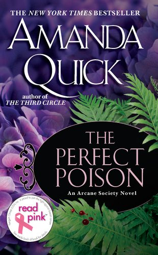 9780515150230: The Perfect Poison (Arcane Society)