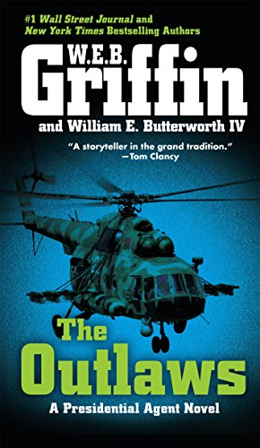 9780515150278: The Outlaws (Presidential Agent, Book 6)