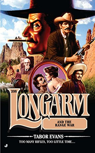 9780515150285: Longarm and the Range War (Longarm #398)