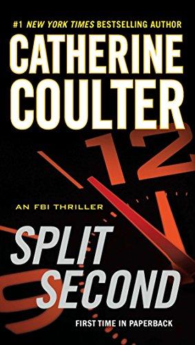 9780515150964: Split Second (FBI Thriller)
