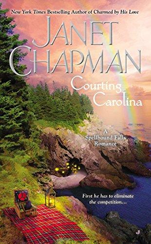 9780515151060: Courting Carolina (A Spellbound Falls Romance)