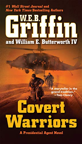 9780515151268: Covert Warriors (A Presidential Agent Novel)