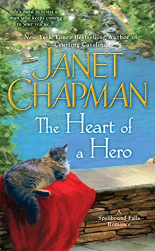 9780515153200: The Heart of a Hero (A Spellbound Falls Romance)