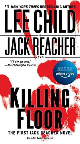 9780515153651: Killing Floor: A Jack Reacher Novel