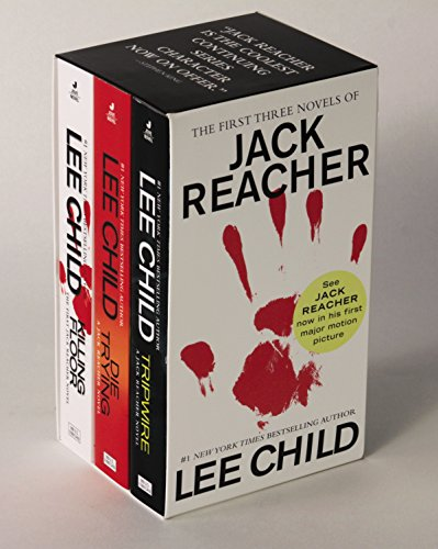 9780515154115: Lee Child Jack Reacher Books 1-3