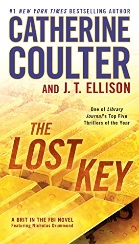 9780515155808: The Lost Key (A Brit in the FBI)