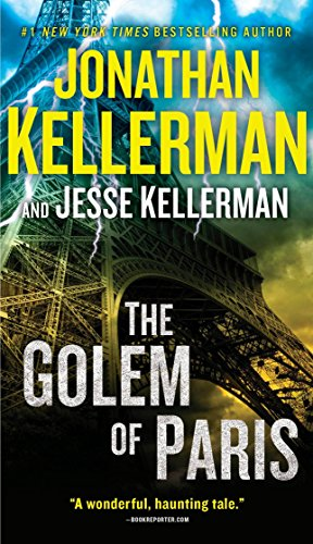 9780515156089: The Golem Of Paris (Detective Jacob Lev Novel)