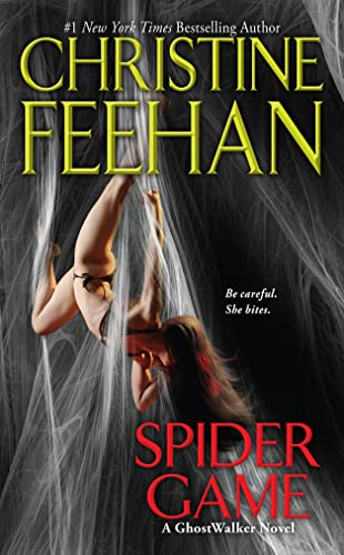 9780515156102: Spider Game: 12 (Ghostwalker Novel)
