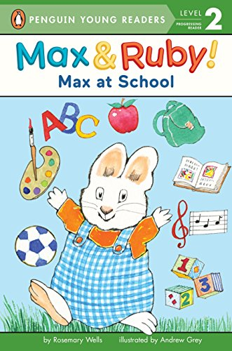 9780515157437: Max at School (Max and Ruby)