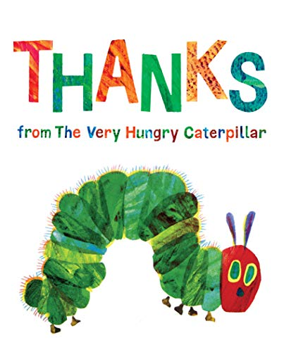 9780515158069: Thanks from The Very Hungry Caterpillar