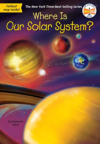 Where Is Our Solar System