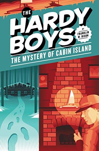 9780515159103: The Mystery of Cabin Island #8 (Hardy Boys)