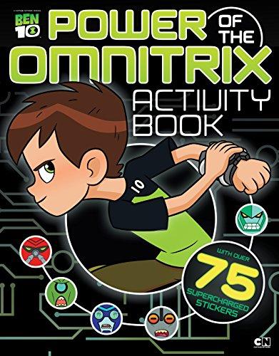 Power of the Omnitrix Activity Book (Ben 10)
