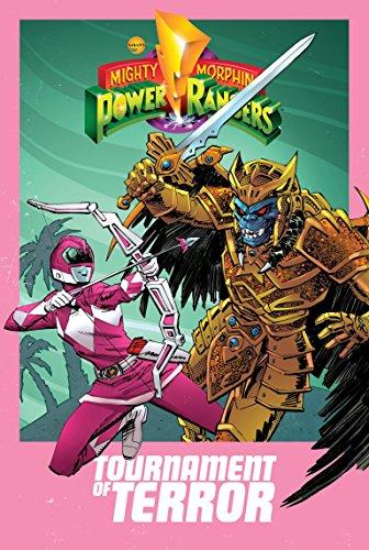 Tournament of Terror (Power Rangers): Neo Edmund