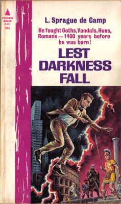 9780515608175: Lest Darkness Fall (Pyramid SF, F-817)