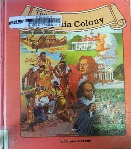 9780516003870: The Virginia Colony (Thirteen Colonies (Lucent))