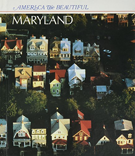 9780516004662: Maryland (America the Beautiful)