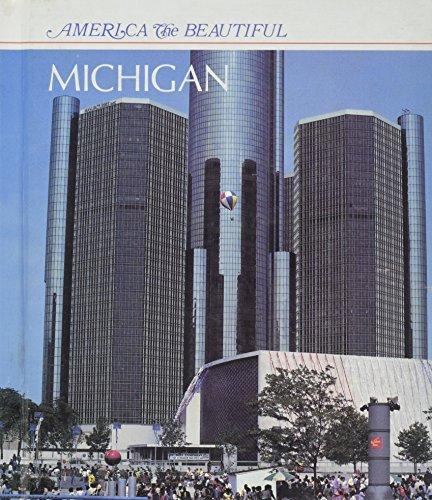 9780516004686: Michigan (America the Beautiful)
