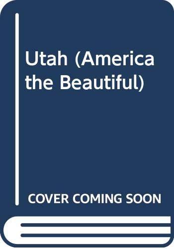 9780516004907: Utah (America the Beautiful)