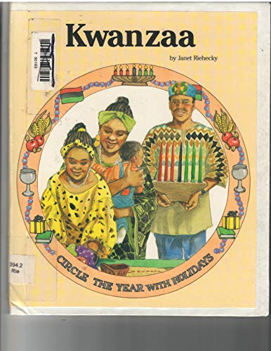 9780516006864: Kwanzaa (Circle the Year With Holidays)