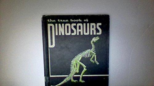 9780516010410: True Book of Dinosaurs