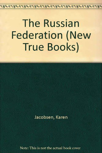 9780516010601: The Russian Federation (New True Books)