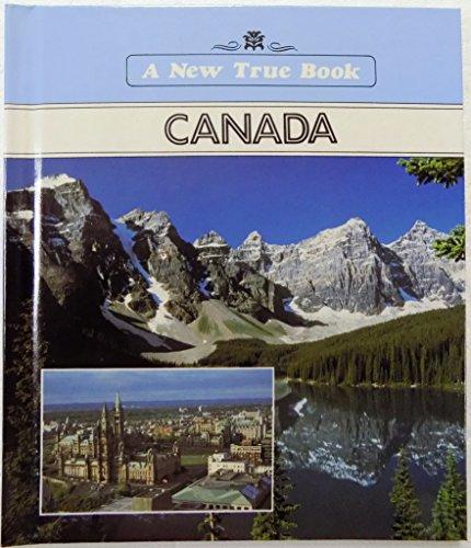 9780516010656: Canada (New True Book)