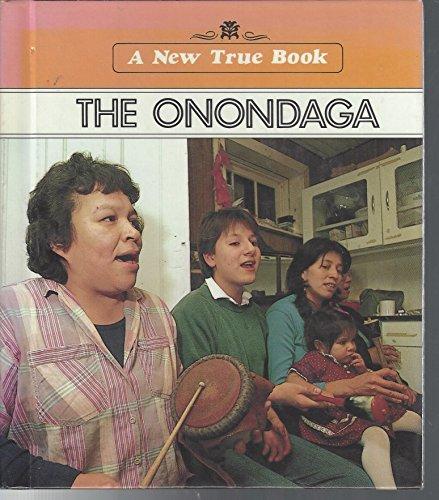 9780516011264: The Onondaga (New True Books)