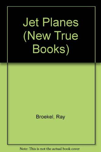 9780516012353: Jet Planes (New True Books)