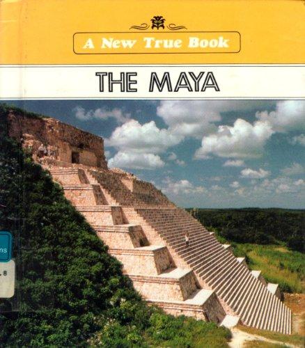 9780516012704: The Maya (New True Books)