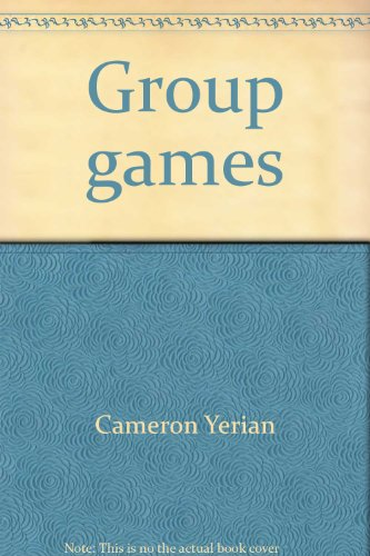 Group games (0516013041) by Yerian, Cameron
