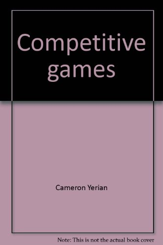 Competitive games (0516013068) by Yerian, Cameron
