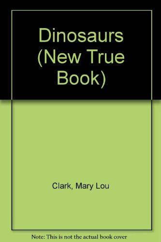 9780516016122: Dinosaurs (New True Book)