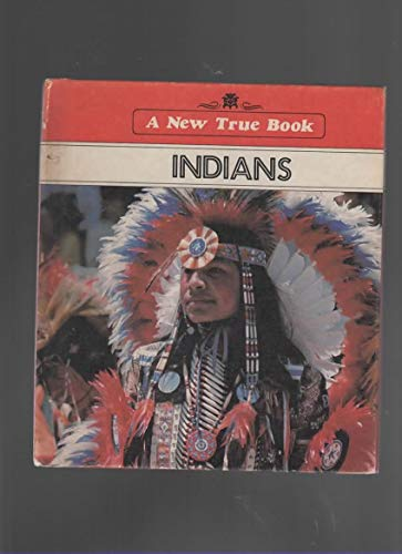 9780516016283: Indians (New True Book)