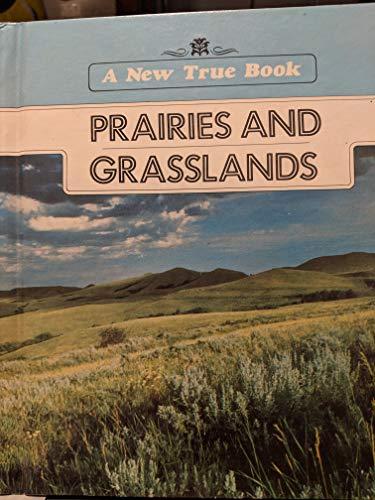 9780516017068: Prairies and Grasslands (New True Book)