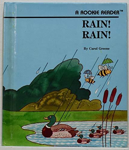 9780516020341: Rain! Rain! (Rookie Readers)