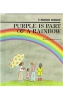 9780516020686: Purple Is Part of a Rainbow (Rookie Readers)