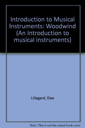 9780516022178: Woodwinds: An Introduction to Musical Instruments