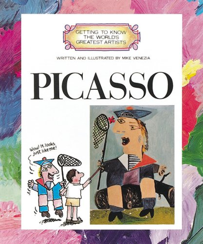 9780516022710: Picasso (Getting to Know the World's Greatest Artists)
