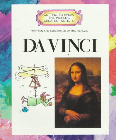 9780516022758: Da Vinci (Getting to Know the World's Greatest Artists)