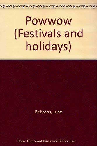 9780516023878: Powwow (Festivals and holidays)